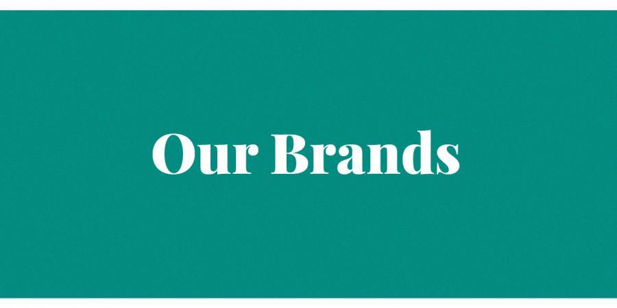 our brands spotlight