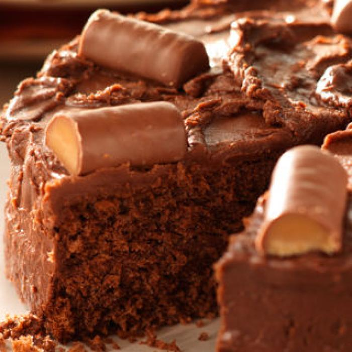 Cadbury Chocolatey Fudge Cake recipe