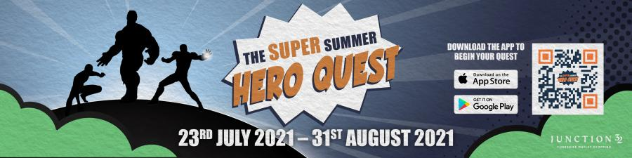Hero Quest at Junction 32