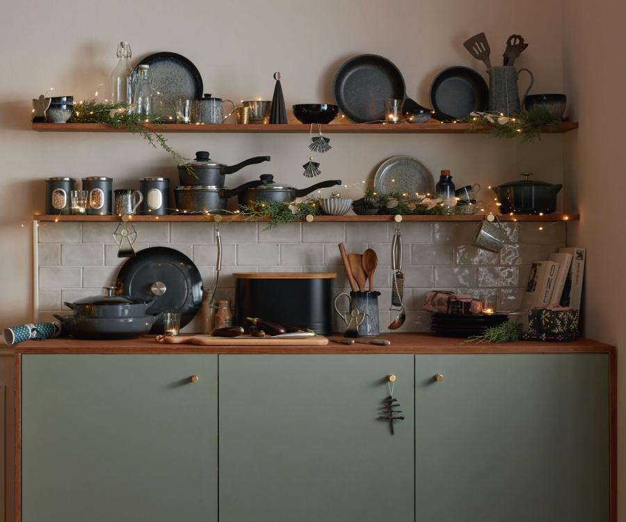 Createthe kitchen you've always wanted in time for Christmas with Denby