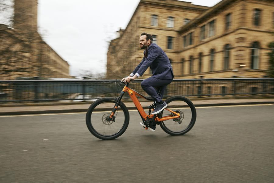 Skopes x Lyfcycle eco suit range