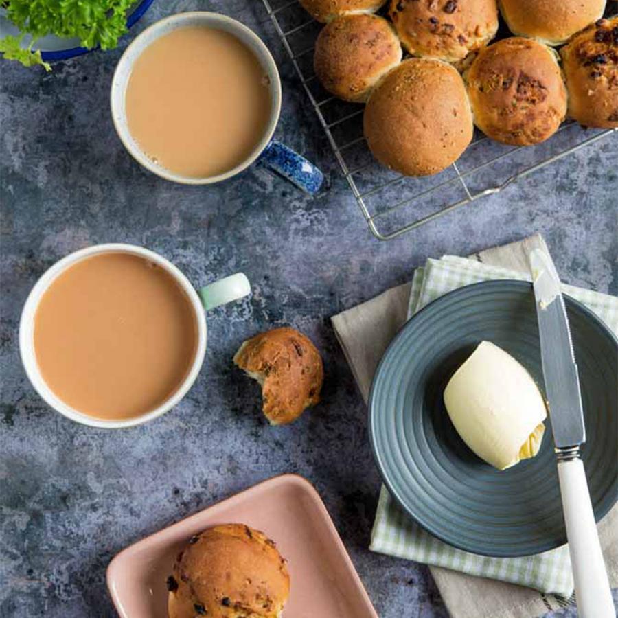 Denby : Tear & Share Bread Rolls Recipe