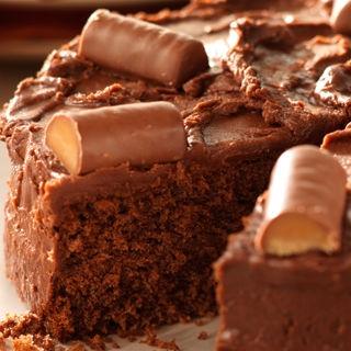 Cadbury Chocolatey Fudge Cake recipe