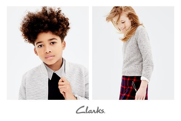Clarks Offer Back to School